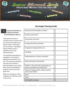 plan for the party and the price tag the budget planning guide for