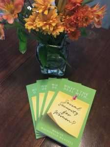 Photo of Social Security for Women book with flowers