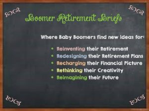 Boomer Retirement Briefs Blog