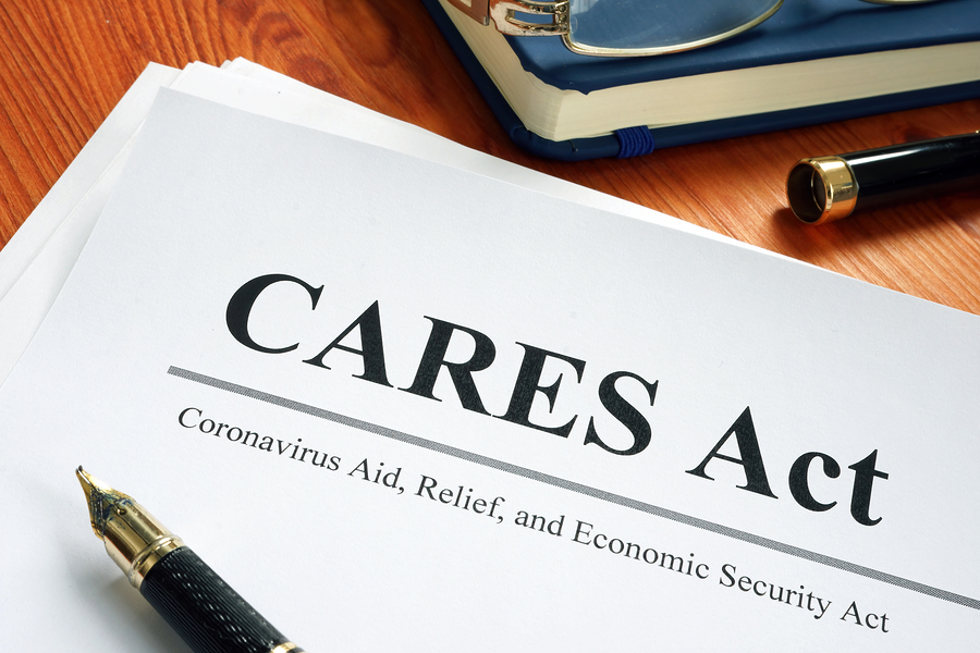 CARES Act and retirement accounts