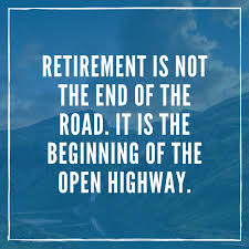 quote for boomers reinventing retirement