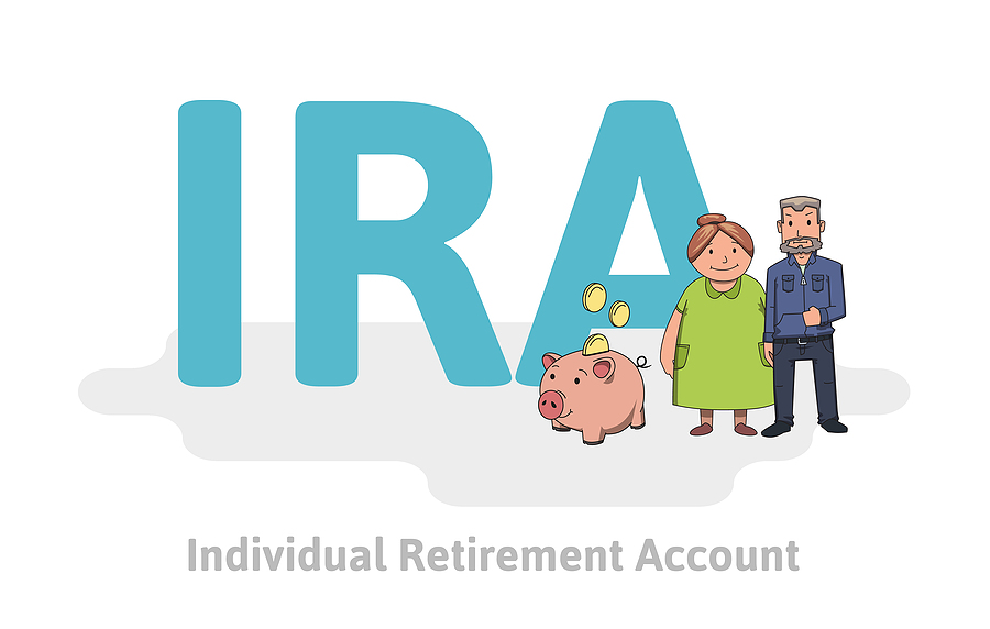 that 401(k) isn't all his...and neither is his IRA