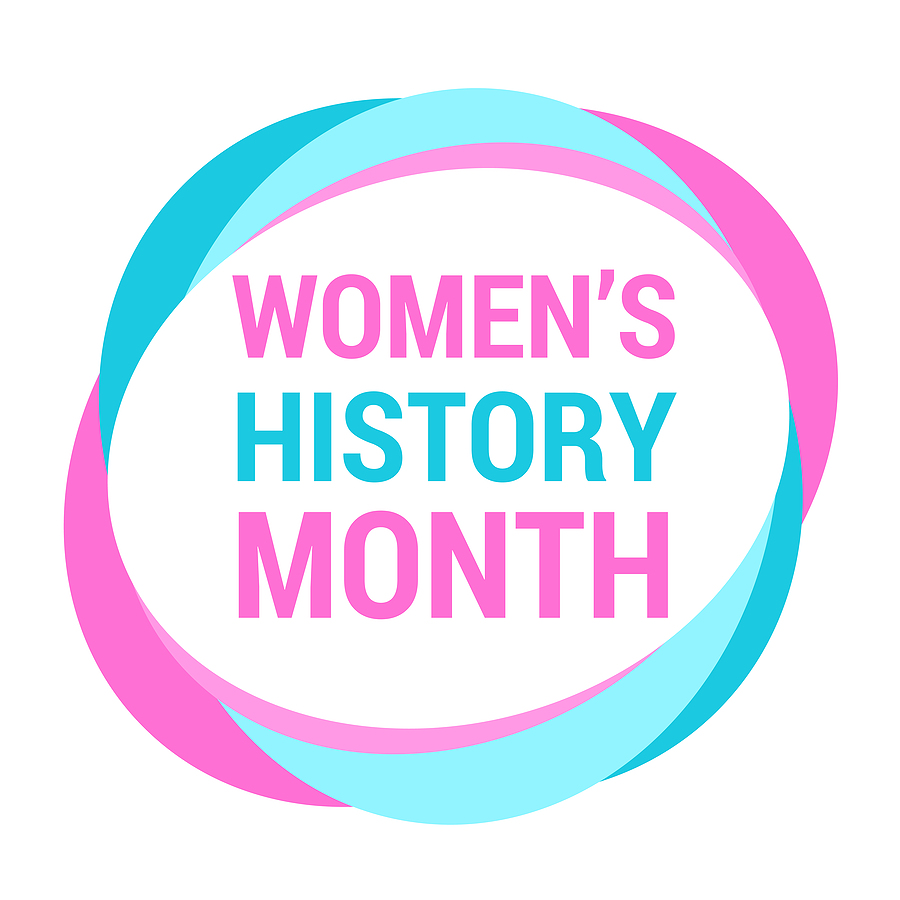 logo of Women's History Month