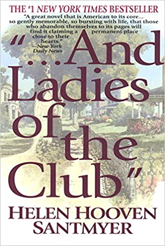 cover of And Ladies of the Club book